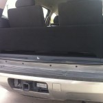 CHEVY TAHOE SUBWOOFER ENCLOSURE
