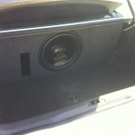 LINCOLN LS CUSTOM SUBWOOFER ENCLOSURE WITH FACIA