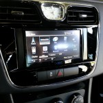 CHRYSLER 200C CUSTOM DOUBLE DIN DASH KIT