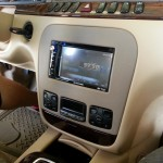 MERCEDES S CLASS DOUBLE DIN DASH KIT